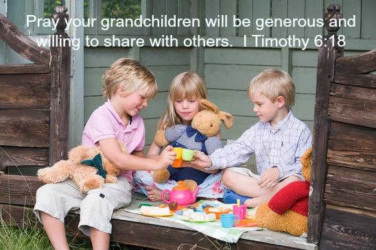 #10 Generous -sharing 1 tim 6-18